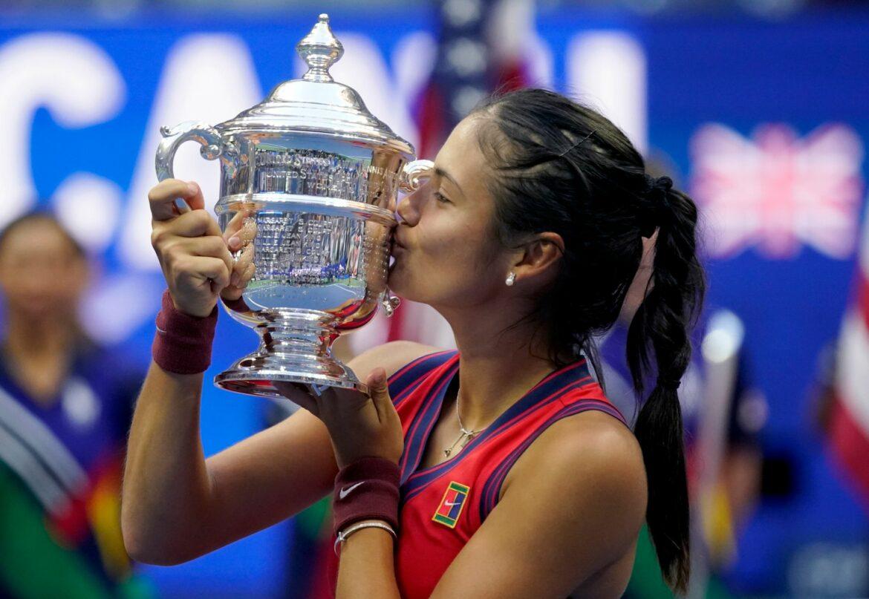 18 Jahre alte Qualifikantin Raducanu gewinnt US Open