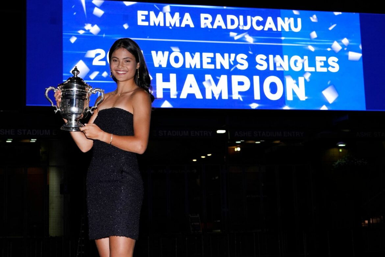 Raducanus Tennis-Märchen bei den US Open: «Liebe das Leben»