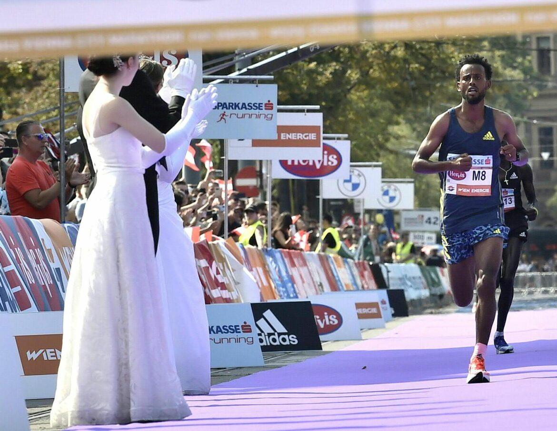 Zu dicke Sohle: Marathon-Sieger von Wien disqualifiziert