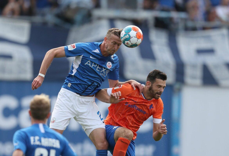 Rostock feiert ersten Heimsieg: 2:1 gegen SV Darmstadt 98
