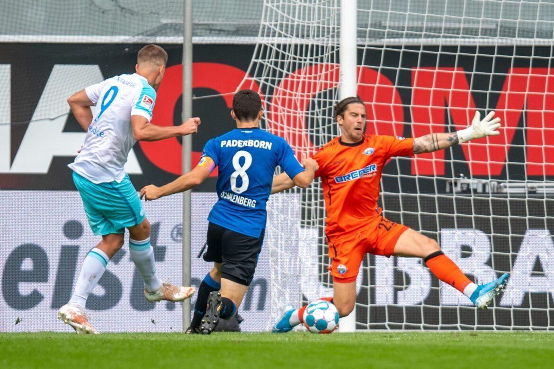 Dank Terodde: Schalke 04 beendet Paderborn-Serie