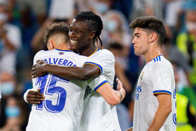 Real kehrt mit Sieg ins Bernabéu-Stadion zurück