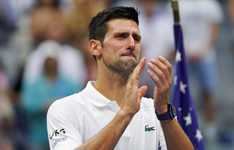 «Meine Seele berührt»: Djokovics Grand-Slam-Träume zerplatzt