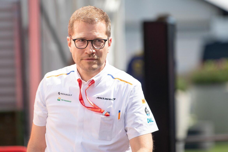 Der McLaren-Einpeitscher:Deutscher Siegermacher Seidl