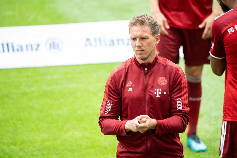Bayern-Abschlusstraining mit Lewandowski und Coman