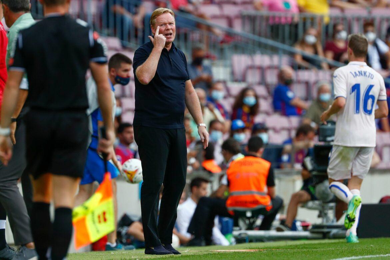 Barça-Coach Koeman räumt Probleme mit Clubboss ein