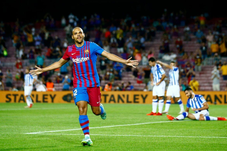 Barça-Stürmer Braithwaite wird am Knie operiert