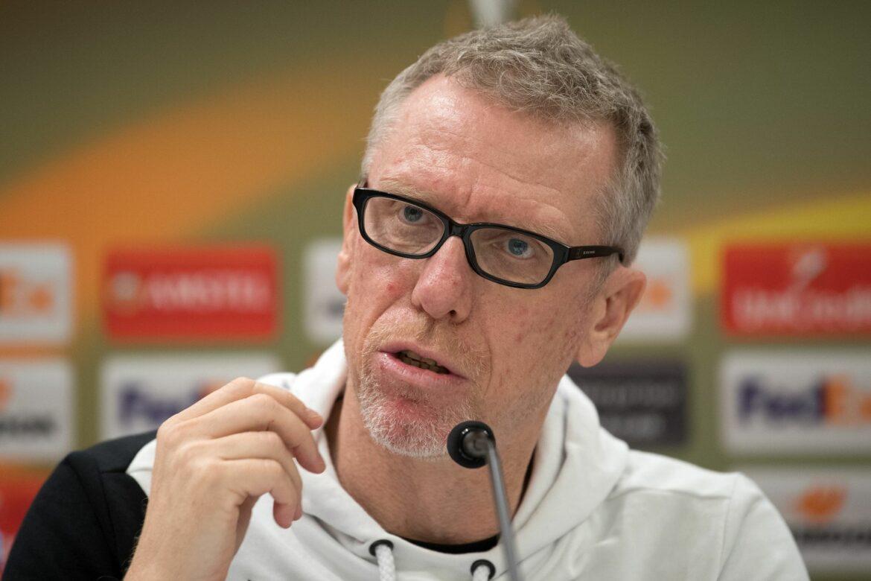 Trainer Stöger: Bundesliga «nicht auf meiner To-do-Liste»