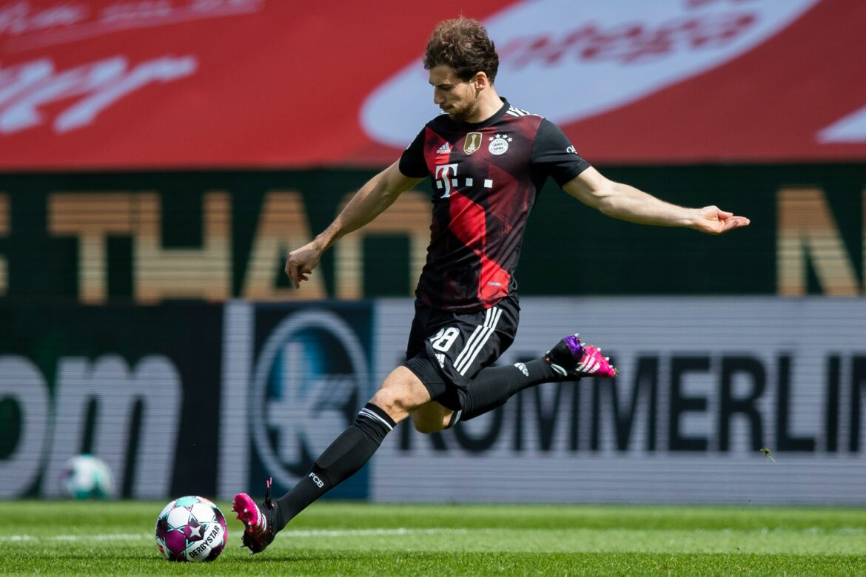 «Energiequelle» Goretzka verlängert beim FC Bayern bis 2026