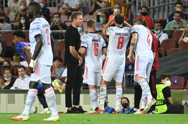 Nagelsmann-Meilenstein: FCB-Machtdemonstration im Camp Nou