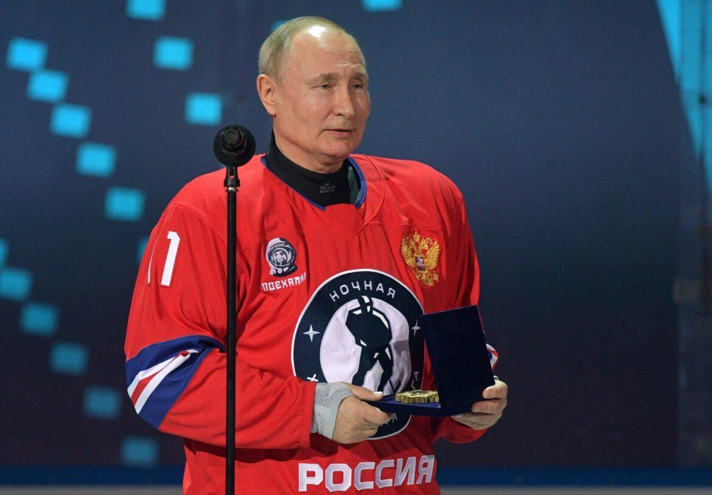 Putin bei Olympischen Winterspielen in Peking