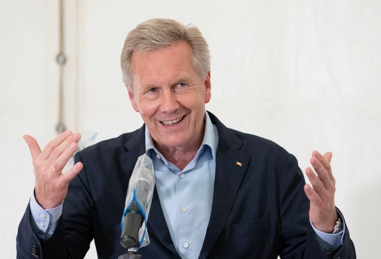 Hörmann-Nachfolge: Wulff soll Findungskommission leiten