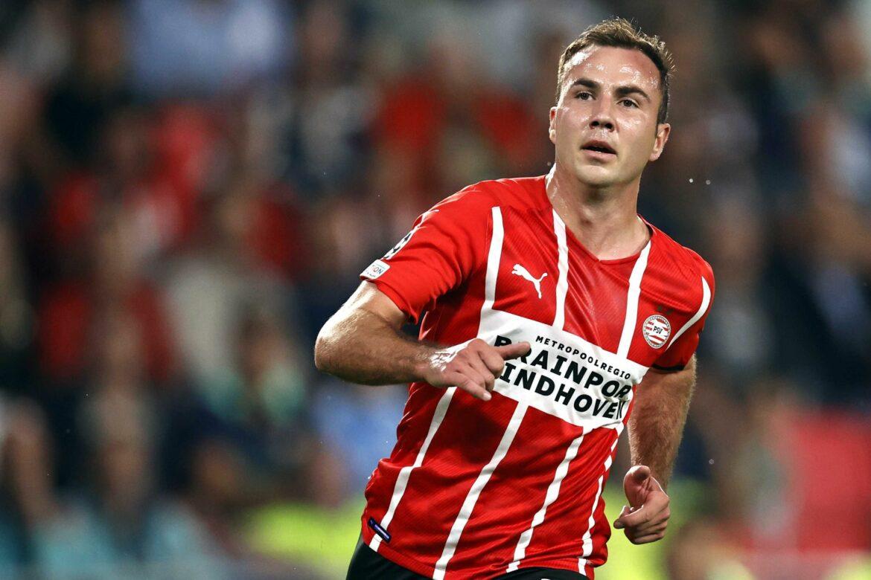Götze trifft für PSV – Startelf-Debüt für Boateng