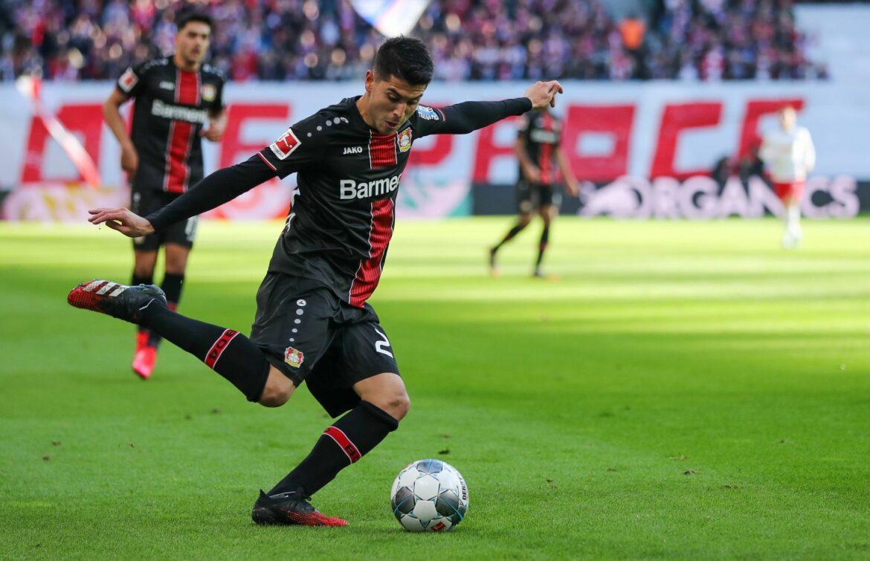 Leverkusen in Stuttgart ohne verletzten Palacios