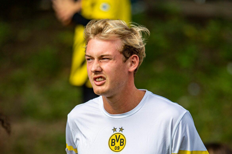Dortmund gegen Union Berlin ohne verletzten Julian Brandt