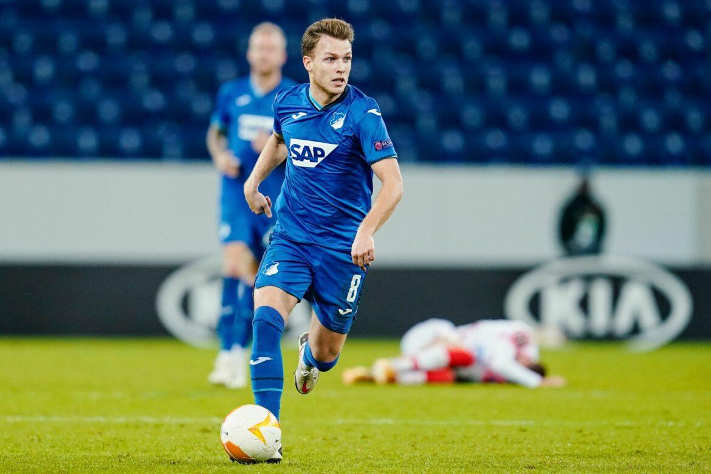Hoffenheim verlängert mitGeiger:Bis 2023 gebunden
