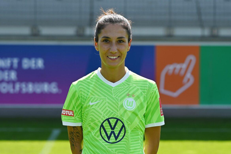 Wolfsburgs Fußball-Frauen mehrere Wochen ohne Sara Doorsoun