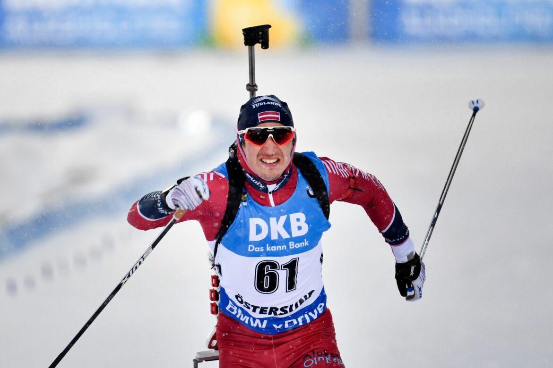 Cas: Sperre für lettischen Biathleten Rastorgujevs