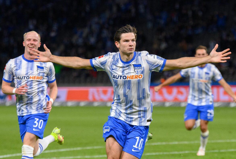 «Wille war da» – Joker Ekkelenkamp führt Hertha zum Sieg