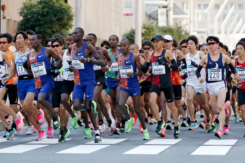 Tokio-Marathon auf März 2022 verschoben