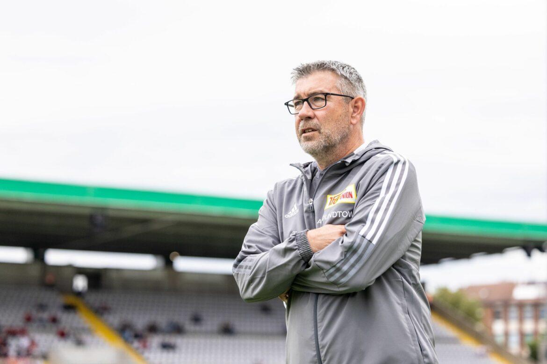Union-Coach: Spielen nicht nur gegen Haaland