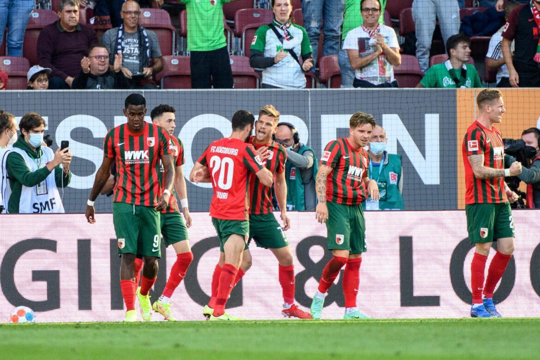 Augsburg siegt nach Joker-Tor – Tiefschlag für Gladbach
