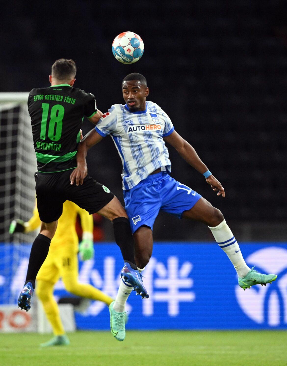 Hertha bestätigt: Boyata und Maolida fallen langfristig aus
