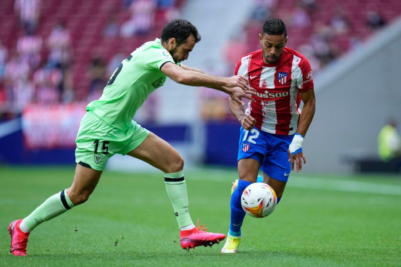 Meister Atlético Madrid in Unterzahl mit 0:0 gegen Bilbao