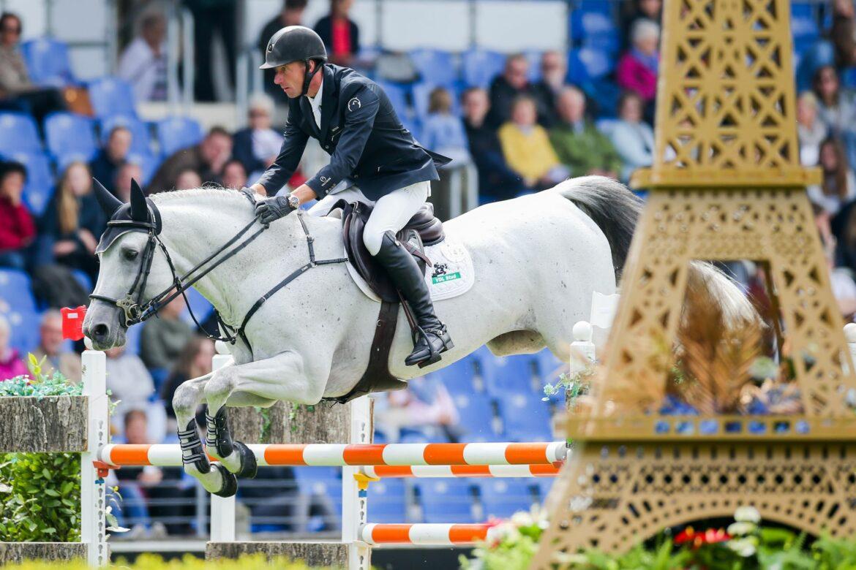 Global Champions Tour: Robert gewinnt Springen inRom