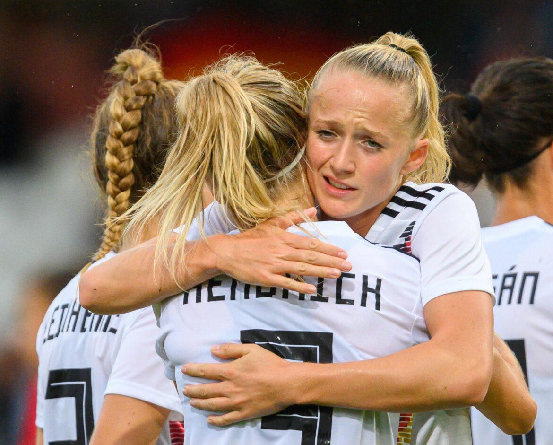 Konkurrenzkampf bei DFB-Frauen eröffnet