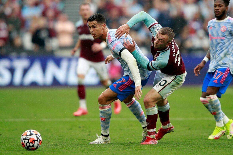 Ronaldo trifft bei Sieg gegen West Ham