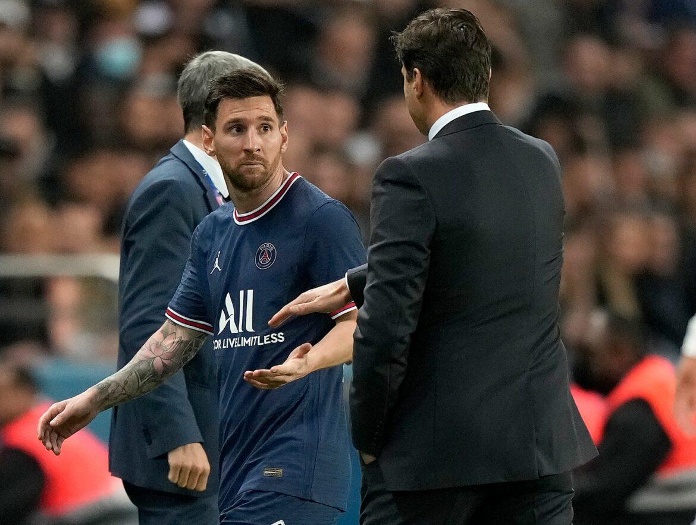 Debatte um Messi-Auswechslung – PSG-Coach: Ich entscheide