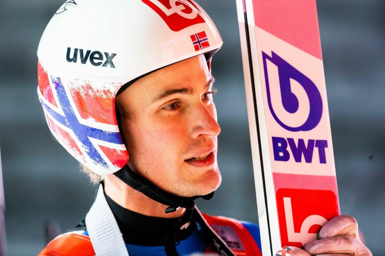 Tandes Skisprung-Comeback «auf sehr hohem Niveau» gelungen