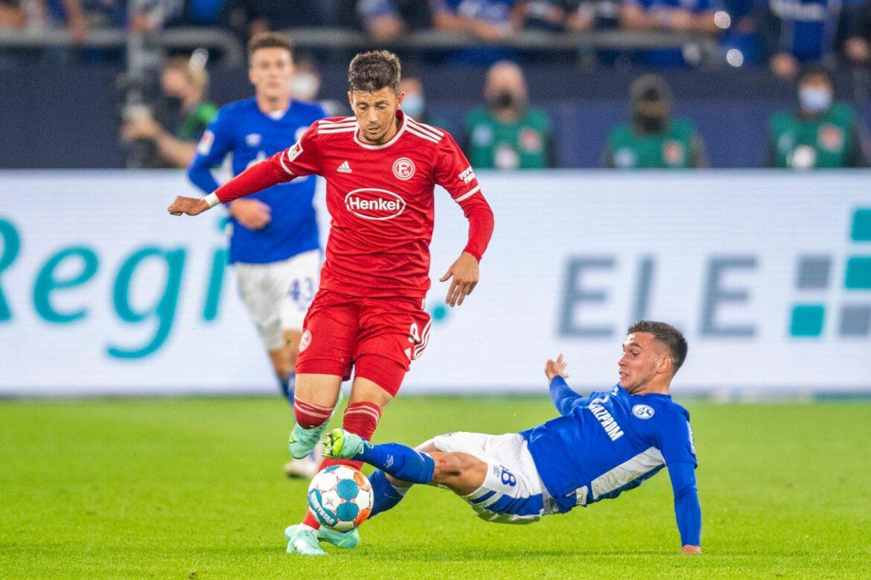 Fortuna Düsseldorf monatelang ohne Angreifer Kownacki