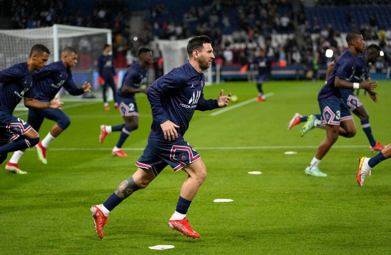 Blutergüsse im Knie: Messi fehlt PSG gegen Metz