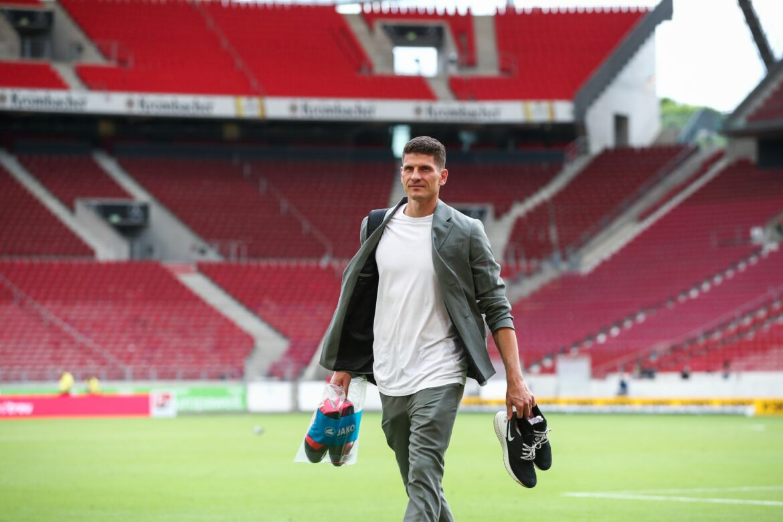Mario Gomez: Erstmal keine Lust auf Trainerjob