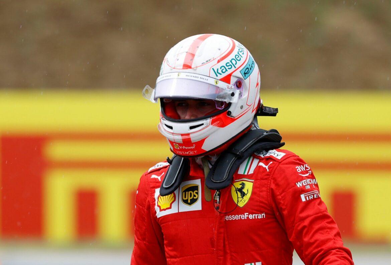 Startplatzstrafe für Leclerc nach Motorenwechsel