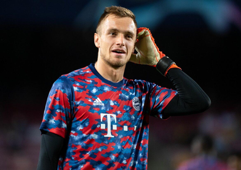 Bayern München bindet Talente Früchtl und Tillman