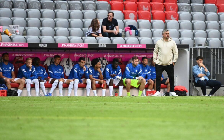 Bochum will das 0:7 von München «vergessen machen»
