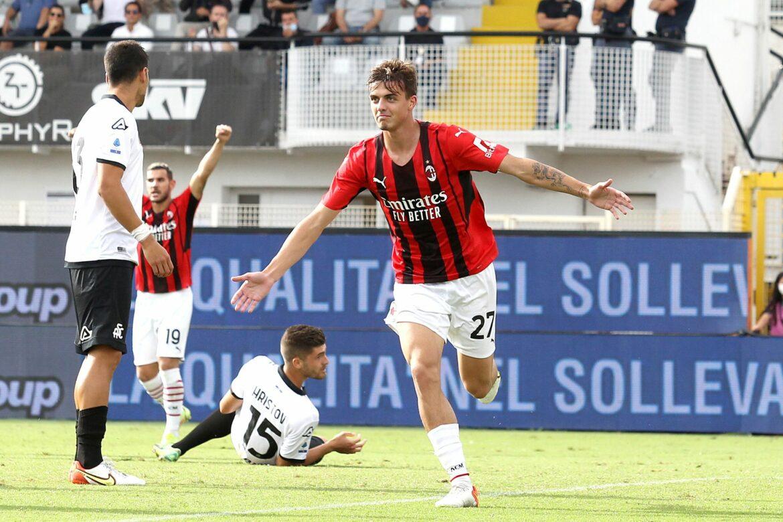 Der nächste Maldini: Daniel feiert Tor-Debüt bei AC Mailand