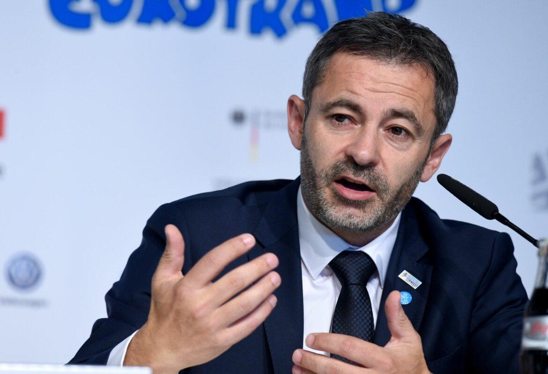 Kampagne gegen Mitgliederschwund: DTB-Chef zufrieden