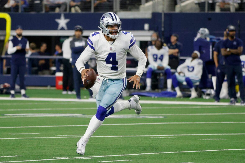 Starker Prescott führt Dallas Cowboys zum zweiten Saisonsieg