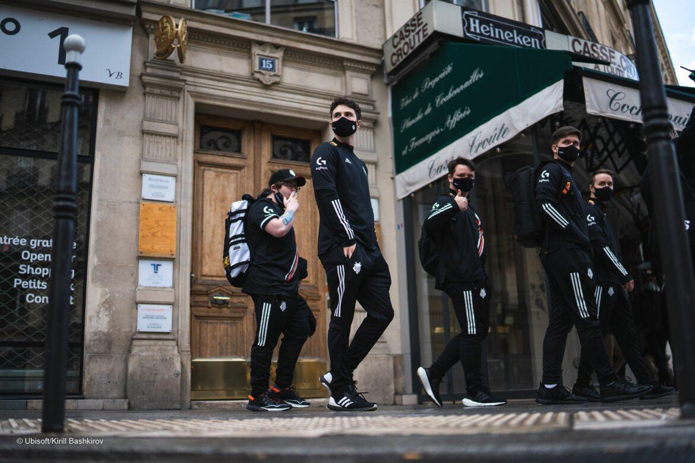 Secret deklassiert G2 in der Rainbow Six European League