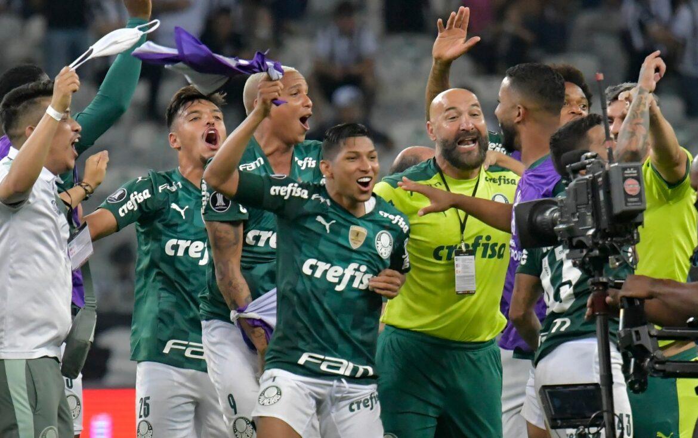 Palmeiras wieder im Finale der Copa Libertadores