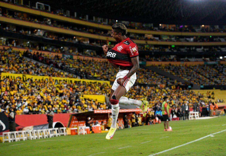 Flamengo und Palmeiras im Finale der Copa Libertadores