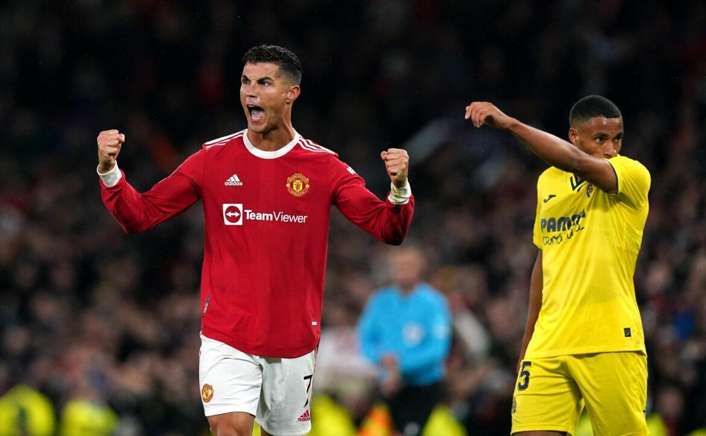 United-Trainer nach Ronaldo-Siegtor begeistert
