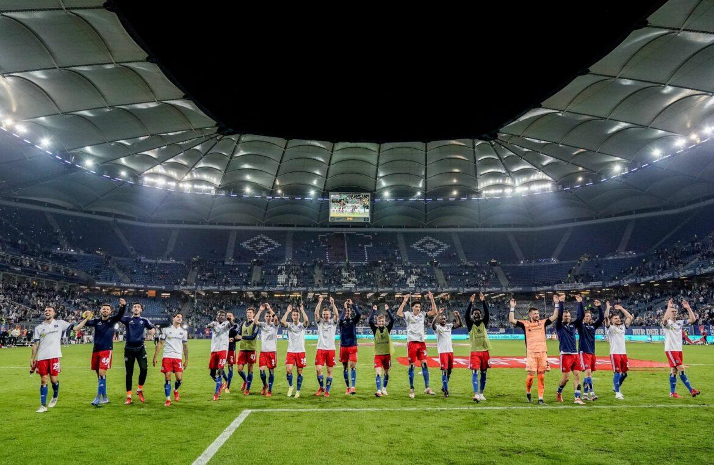 Fan-Ansturm für erstes HSV-Heimspiel unter 2G-Bedingungen