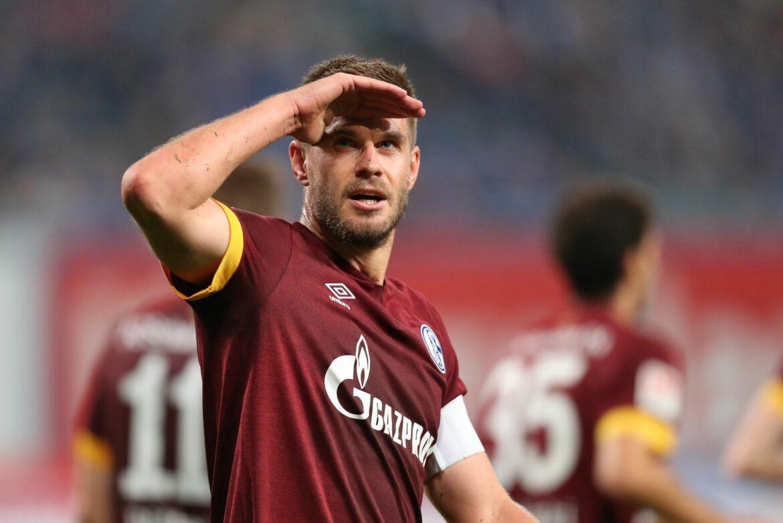 Schalkes Hoffnung auf den Wiederaufstieg: Terodde vor Rekord
