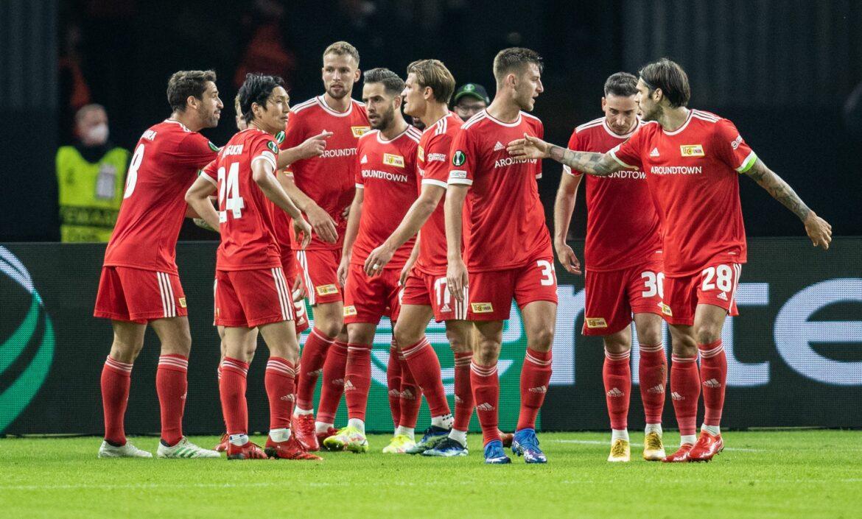 Union Berlin mit Rotation zum Sieg gegen Haifa