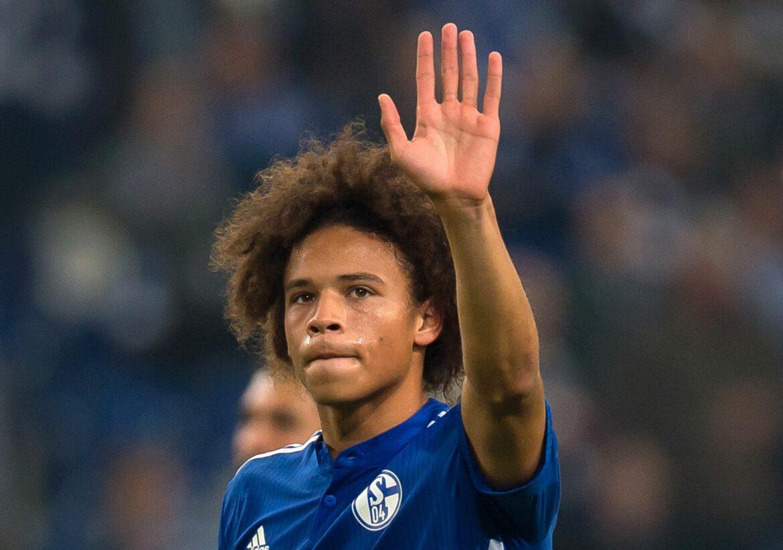 Sané drückt Schalke 04 immer noch die Daumen